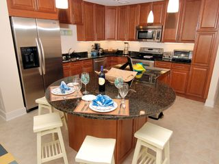 Gateway Grand Ocean City condo photo - Meal Preparation is a breeze in our Custom Kitchen