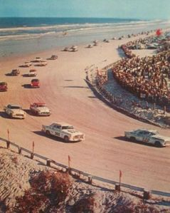 Beach Racing back in the day