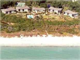 Oceanfront condo in a secluded resort setting with beach, pool & tennis