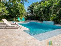 Dual Master Suites! 4b/3bt Updated Pool Home - 1/2 mile to Atlantic!