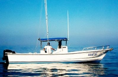 Charter our Boat for Fishing, Scuba, Snorkeling or Sightseeing around the Bay