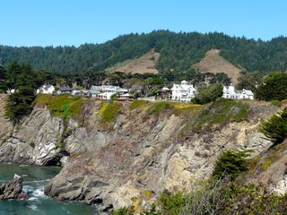 Mendocino house photo - Charming village of Elk