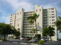 Ft. Myers Beach Condo, 9th Floor, Directly Across from Santini Plaza!