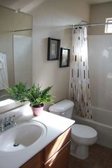 Bright second full bath. - Mesa townhome vacation rental photo