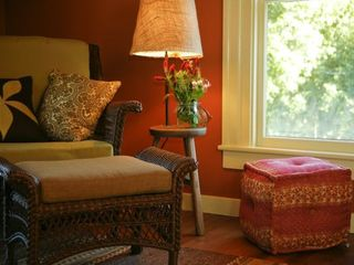 Boonville farmhouse photo - The Cozy Red Room