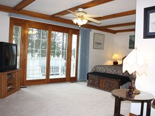 Burt Lake house photo - Master Bedroom
