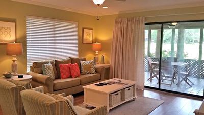Warm and Inviting Coastal Themed 2BR/2BA Home!