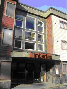 Girdwood Timberline Condo
