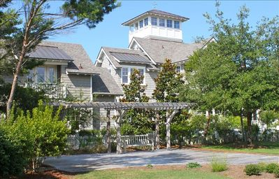 Comfortable Home on Signal Park; Tower for Fabulous Views of WaterSound Beach