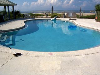 Port St. Joe townhome photo - Pool