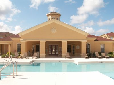 Terrace Ridge condo rental - Terrace Ridge Club House Pool and Spa Area