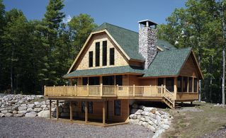 Adirondack cottage in the woods homeaway wilmington for Wilmington ny cabin rentals