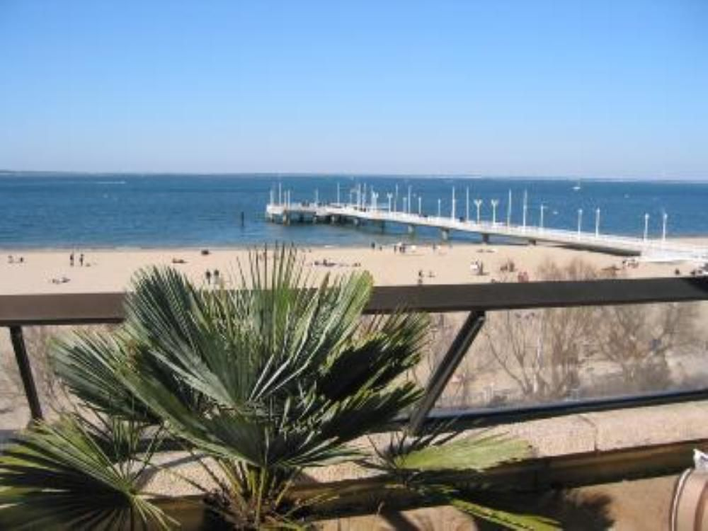 Arcachon location de vacances appartement avec for Piscine arcachon