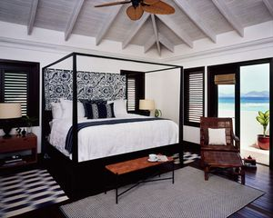 Anguilla villa photo - Bedroom