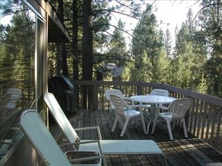 Sunriver house photo - Have a BBQ