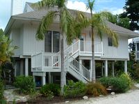 Captiva Beachfront Home in the Heart of the Village