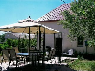 Salida house photo - Gazebo for back yard dining and relaxing