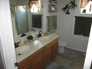 Peoria house photo - Master Bath with double sinks and walk-in shower