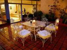 Relax in the garden and enjoy the malbec! - Recoleta condo vacation rental photo
