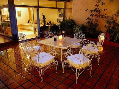 Private Garden, Heart of Recoleta, Spacious & Peaceful Yet Close to Everything!