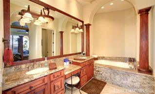 Vacation Homes in Marco Island house photo - Posh, Executive Master Bath ...