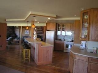 kitchen - Mendocino house vacation rental photo