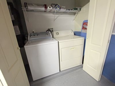 Aviana Resort villa rental - Laundry room