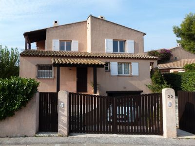 Accommodation near the beach, 130 square meters,