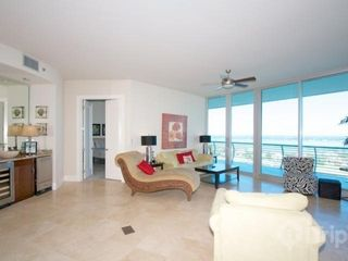 Orange Beach condo photo - living area