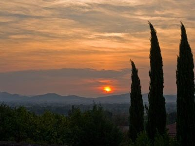 Gites with picturesque views - Ardeche