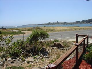Bodega Bay house photo - Harbor Cutie, Breathtaking Bay View!