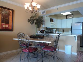 Orange Beach condo photo - Dining Area