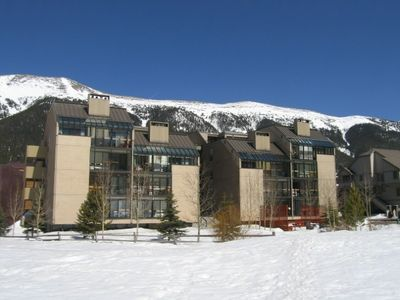Welcome to your 'home away from home' at Copper Mountain!