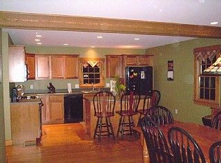 Kitchen - Pittsfield house vacation rental photo