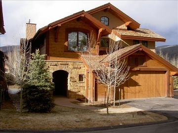 Beaver Creek house rental - Front entrance