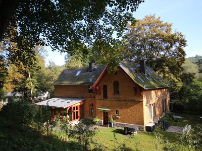 Coach house at the Weiher Westerwald