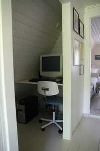 Aust-Agder farmhouse rental - PC with internet