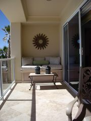 Rosarito Beach condo photo - Balcony