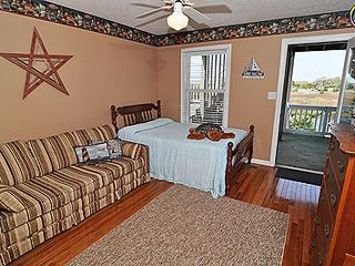 Surf City house photo - Full Bed & Queen Sleeper