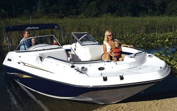 Ask about renting your own boat with this home