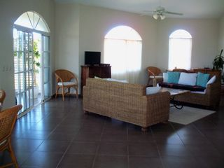 Sosua villa photo - Main Living Area