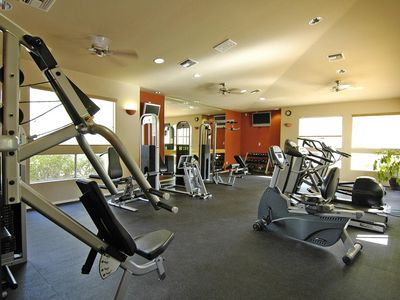 Ahwatukee condo rental - Main gym
