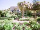 Wide View of Barn from Flower Garden - Provincetown house vacation rental photo