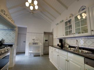 Curacao estate photo - Kitchen