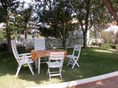 Beautiful semi detached house in Cala Galdana for 4 persons with beautiful garden