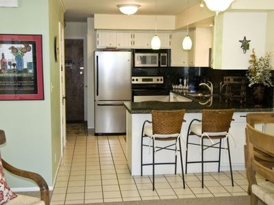 Old Town condo rental - Kitchen,