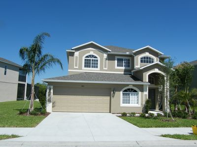 Spend a lovely sunshine holiday in our luxury vacation home in Orlando, Florida