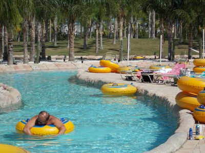 Gorgeous Lazy River, Pool, Cabana, Beach at the Wharf call Kelli 800-933-6068