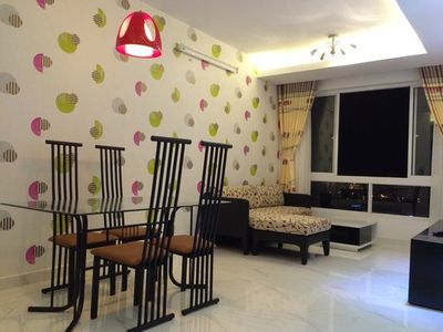 3-Bedroom Apartment-Central of HCM
