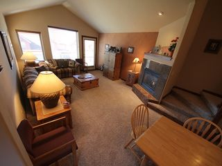 Fraser townhome photo - Come on in!